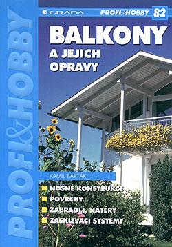 Balkony a jejich opravy