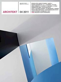 ARCHITEKT 04 2011