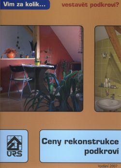 Ceny rekonstrukce podkroví