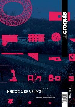 El Croquis 152/153: Herzog & de Meuron 2005-2010