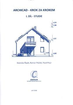 ArchiCAD - Krok za krokem, I. díl - studie