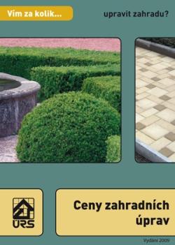 Ceny zahradních úprav