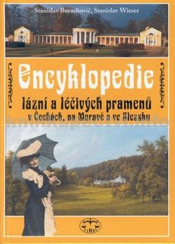 Encyklopedie lázní a léčivých pramenů v Čechách,na Moravě a ve Slezsku