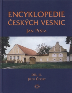 Encyklopedie českých vesnic, dil II. - Jižní Čechy