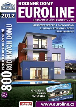 Katalog 802 projektových řešení rodinných domů 2012