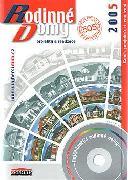 Rodinné domy 2005