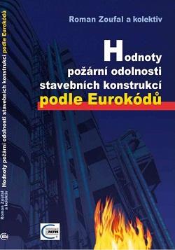 Hodnoty požární odolnosti stavebních konstrukcí podle eurokódů