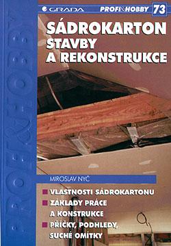 Sádrokarton - Stavby a rekonstrukce