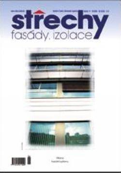 Střechy, Fasády, Izolace 6/2004