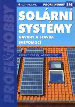 Solární systémy - návrhy a stavba svépomocí