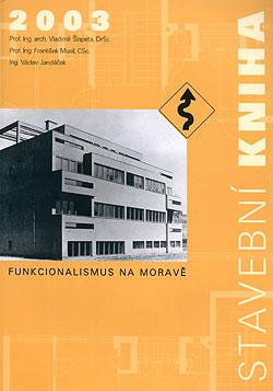 Stavební kniha 2003