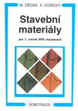 Stavební materiály pro 1. ročník SPŠ