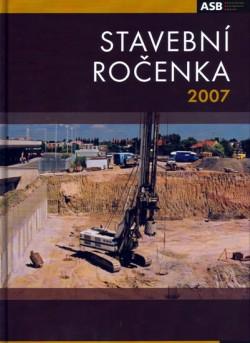 Stavební ročenka 2007