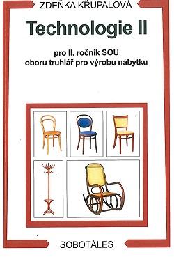 Technologie II pro II. ročník SOU oboru truhlář pro výrobu nábytku