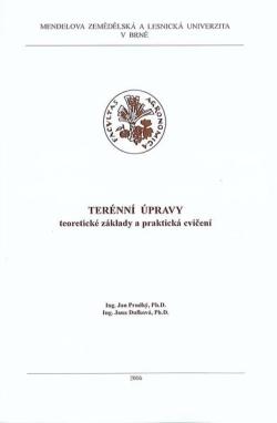 Terénní úpravy. Teoretické základy a praktická cvičení