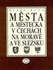 Města a městečka v Čechách, na Moravě a ve Slezsku Par-Pra (V. díl)