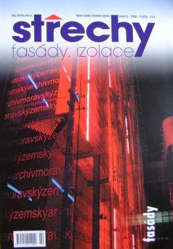 Střechy, Fasády, Izolace 2/2008
