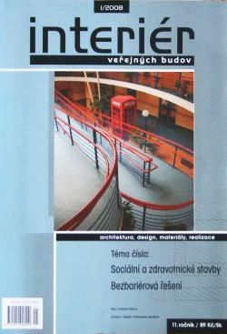 Interiér veřejných budov 1/2008
