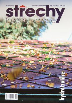 Střechy, Fasády, Izolace 11/2008