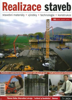 Realizace staveb 3/2008