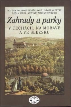 Zahrady a parky v Čechách, na Moravě a ve Slezsku