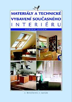 Materiály a technické vybavení součastného interiéru