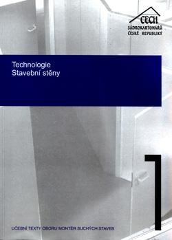Technologie, stavební stěny
