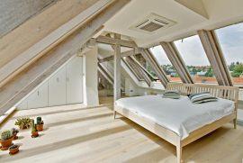 Sestava kyvných střešních oken Solara LIDO IQ