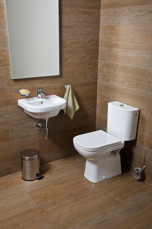 Koupelnova Serie Olymp Deep Se Rozsirila O Klozet A Bidet Koupelnu