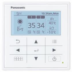 ovládací panel tč Panasonic Aquarea Generace H