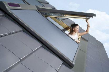 Nová generace markýz pro střešní okna AMZ Solar a AMZ Z-Wave