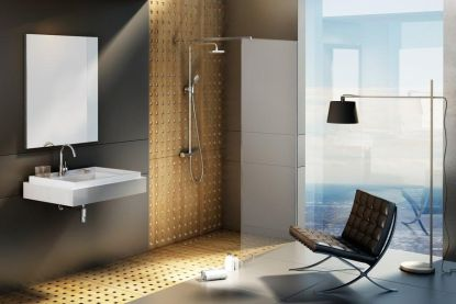 Sprchování bez usazování vodního kamene