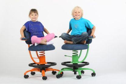 Jaká je zdravá židle pro školáka?