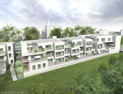 Ekologické atraktivní bydlení v těsné blízkosti přírody
