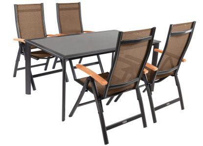 Soutěž o sestavu moderního hliníkového nábytku
