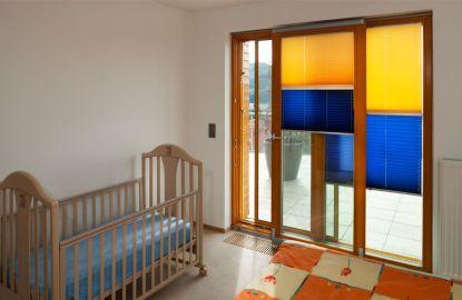Připravte útulný domov pro děti. Vybíráme stínění dodětského pokoje