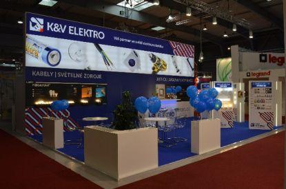 K&V Elektro zve na veletrh For Arch: Přijďtesi proslevu