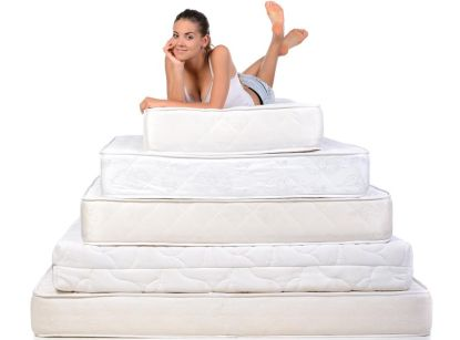Kvalitní postele a matrace za dobrou cenu