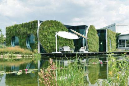 Experimentální stavba LIKO-NOE ukazuje nový směr ekologického stavebnictví