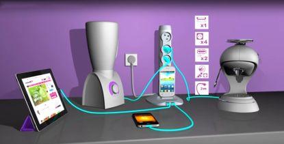 Soutěž o multifunkční prodlužovačku s USB nabíječkou