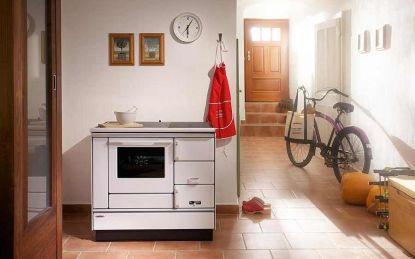 Kamna a sporáky - stylové vaření a ekonomické vytápění
