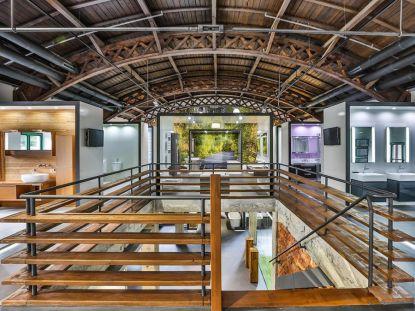 Centrum ELEMENTS nabízí krásné koupelny a pokrokové systémy vytápění