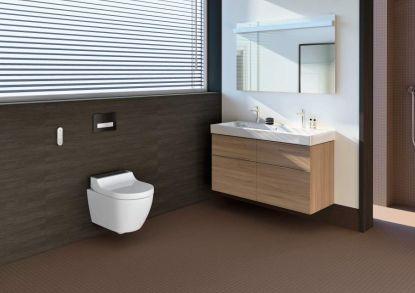 Překvapivě všestranná toaleta - Geberit AquaClean Tuma