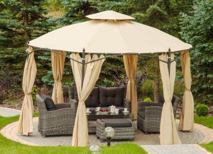 Jak vybírat zahradní nábytek, aby dlouho vydržel?