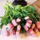 DIY: Jak na kytici tulipánů