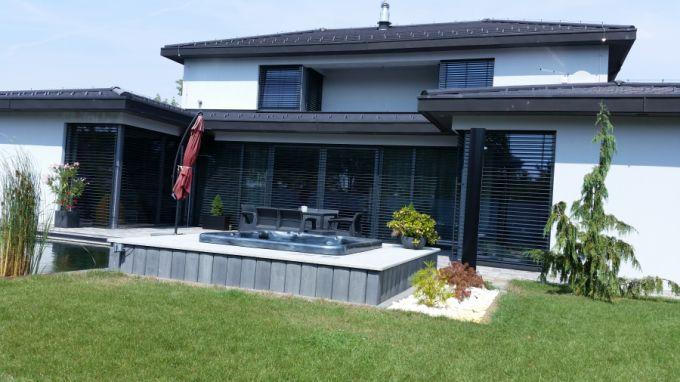 Realizace rodinného domu zYtongu od stavební společnosti Stakl.