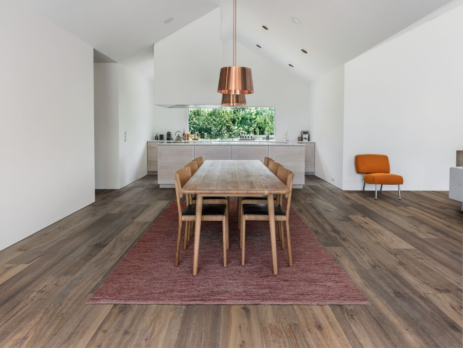 Dřevěná podlaha KÄHRS: Kolekce Grande, dekor Dub Espace