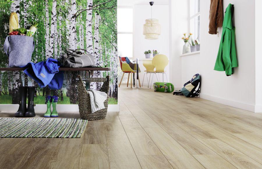Laminátová podlaha WINEO: Kolekce Wineo 500 Medium V2, dekor Dub Traditional Brown