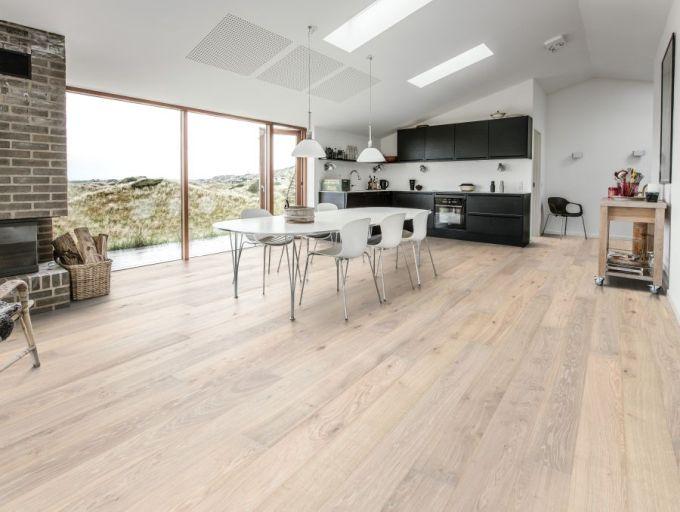Dřevěná podlaha KÄHRS: Kolekce Classic Nouveau,dekor Dub Nouveau Blonde