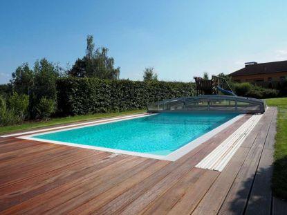 Čtyřnásobné potěšení z letních radovánek - bazénové sety Quattro